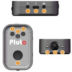 Pluto Trigger is a high-speed smart camera remote for timelapse, lightning, high…