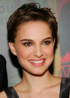 Image result for women's pixie cut