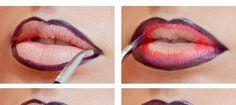 Romantic Ombre Lips