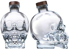 Crystal Head Vodka here's quite a precedent for rappers creating their own personal Vodka brands, but comic legends like Dan Aykroyd doing it is another story.
