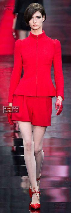 Armani Privé Alta Costura Otoño Invierno 2014-15