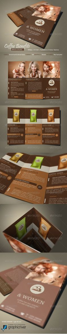 Vintage Coffee Shop Menu Vintage coffee shops, Coffee shop menu - coffee shop brochure template