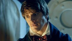 DOCTOR WHO: Companion Pieces - KAZRAN SARDICK | Warped Factor - Words in the Key of Geek.