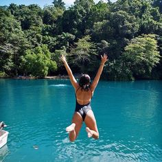 Blue Lagoon is located in Portland which many believe is the most romantic part of Jamaica.  Definitely a place to visit or stay if coming as a couple, awesome place to honeymoon and a wonderful part of Jamaica to visit in general.    photocred -->meduardaclimaco