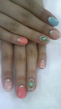 Beautiful and classy nails