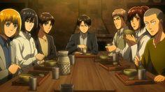 Attack On Titan [Season 3 Part Attack On Titan Hoodie, Attack On Titan Season, Attack On Titan Fanart, Attack On Titan Eren, Armin, Levi X Eren, Mikasa, Fanarts Anime, Manga Anime