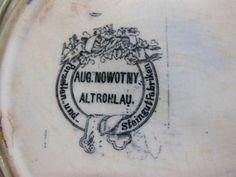 August Nowotny, Stará Role - ALTROHLAU | eAntik - Starožitnosti Alter, Fish Tattoos, Porcelain, Porcelain Ceramics, Tableware