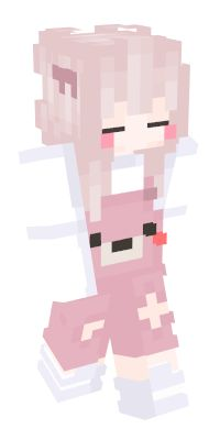 Check out our list of the best Pink Hair Minecraft skins. Minecraft Anime, Minecraft Mädchen Skins, Minecraft Skins Female, Minecraft Outfits, Minecraft Skins Aesthetic, Minecraft Characters, Cool Minecraft, Minecraft Creations, Minecraft Projects