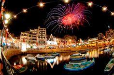 Firework festival.