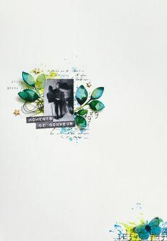 """PAGE """"Moment de bonheur 2"""" par Stefnico."""