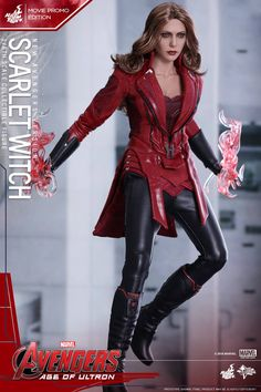 Hot Toys AoU New Avengers Scarlet Witch 001