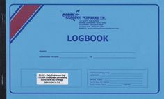 Engineroom Logbook Type - 90A (90 days - 1 part)