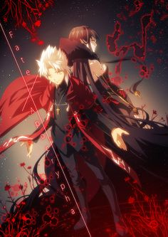 Fate/Apocrypha - Shirou Kotomine and Assassin of Red