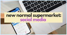New normal supermarket: Social media - Chance Business History Of Social Media, Social Media Graphics, Social Media Marketing, News, Business, Store