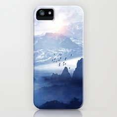 Winter. Melody... iPhone & iPod Case by Viviana Gonzalez - $35.00