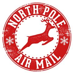 Find North Pole Air Mail Christmas Santa stock images in HD and millions of other royalty-free stock photos, illustrations and vectors in the Shutterstock collection. Christmas Eve Box, Christmas Signs, All Things Christmas, Vintage Christmas, Christmas Decorations, Christmas Ornaments, Christmas Letters, Christmas Truck, Disney Christmas