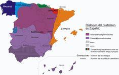 Diversidad lingüística de España