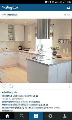 . Home Decor, Open Floorplan Kitchen, Kitchens, Houses, Modern Kitchens, Trendy Tree, Modern Houses, Homes, Interior Design