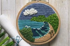 Redecorate your home, take up embroidery, and get crafty with home decor before summer ends.