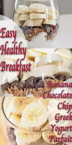 easy healthy breakfast recipes parfait