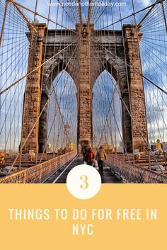 Things to do for free in New York City