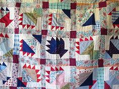 Beautiful ANTIQUE Vintage BASKETS Quilt ~ Very Nice, eBay, missypenelope