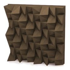coral reef acoustic... sound proofing and texture