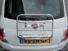 Boot / luggage rack/ carrier new Fiat 500 (model 2007-2013) | eBay
