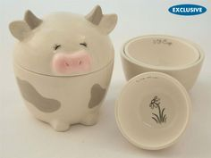 5-pc. Lil' Moo Cow Measuring Cups by Del Rey at Cooking.com on clearance now