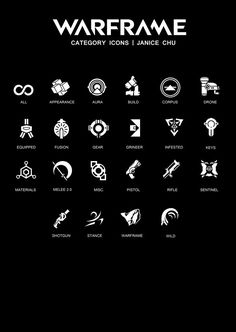 14 best ui icons images on pinterest destiny game gui and game warframe ui google search gumiabroncs Gallery