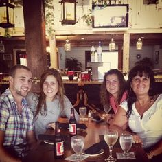 souper de familles Cape Cod été 2013
