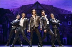 Something Rotten! stars Christian Borle, John Cariani and Brian d'Arcy James, along with New York Post columnist Michael Riedel, are among the latest individuals announced to participate in BroadwayCon.