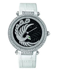 Cartier Envol dun Phœnix Watch - the phoenix 'flys' around the face - gasp!