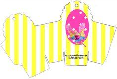 Barbie Segredo das Fadas (Fairytopia) - Kit Completo com molduras para convites, rótulos para guloseimas, lembrancinhas e imagens!