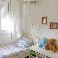 Çocuk Odası, Yatak tacı