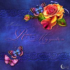 """Moonbeam1212's """"Roses In My Garden"""""""