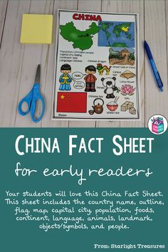 China Facts, Country Names, Early Readers, Chinese Tea, Babies Stuff, Capital City, Future Baby, Continents, Teaching Resources