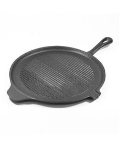 Take a look at this Round Cast Iron Griddle by Old Mountain on #zulily today! $14 !!
