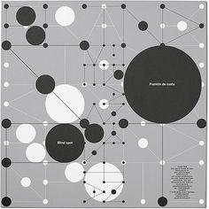 Infograph, matrix, data web