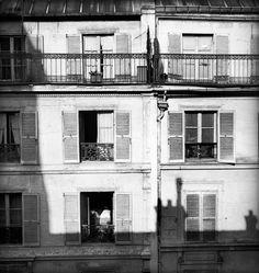 Paris 1950 - Rene Burri