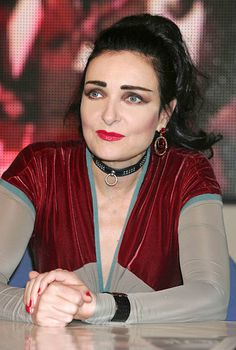 Siouxsie...
