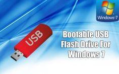 How To Make A Bootable USB Drive Windows 7 Step By Step #windows7usb #windows7bootableusb