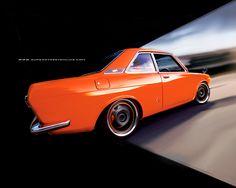 Super Street Wallpaper Car | 1971 Nissan Bluebird Classic Import Car Wallpaper 1280X1024 Photo 32
