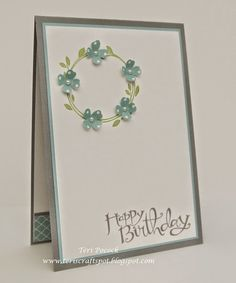 Another Your Perfect Day - Birthday Card