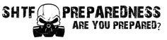 SHTF Preparedness