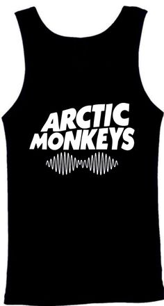 ARCTIC MONKEYS AM SOUND VEST ROCK MUSIC DOPE SWAG NEW ALBUM MENS WOMENS #CrazyPrintsLTD