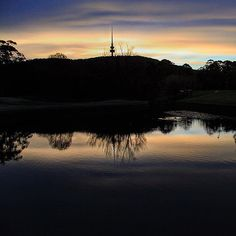 """Can't get sick of this!"" Neither can we Instagrammer @orangedrummaboy, neither can we. #visitcanberra"