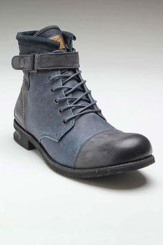 Ellery Boot in Midnight
