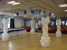 balloon dance floors | Dance Floor Canopies - Genies Balloons