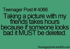 Yes that's usually my fault.......lol......it gets harder and harder to take a great picture the older we get lol